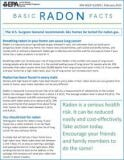 Basic Radon Facts - Peter Bellone Home Inspection
