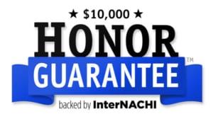 Skyway Property Inspections InterNACHI Honor Guarantee