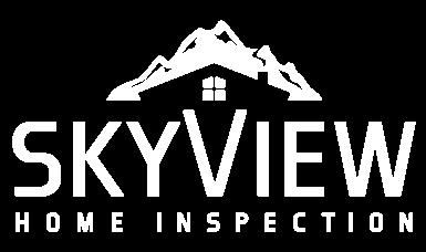 Colorado Spring Home Inspection Skyview Logo