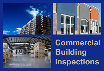 commercial inspections, commercial property inspections