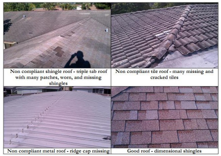 Roof Certification Inspection services