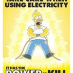 electrical safety tips for home