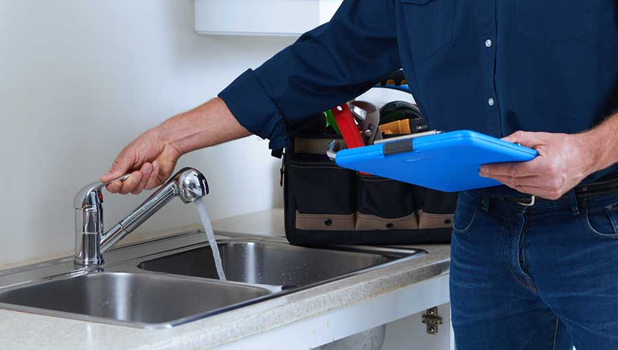 Common Home Inspection Findings – Plumbing