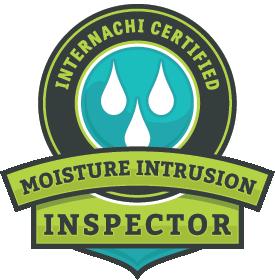 moisture intrusion inspection