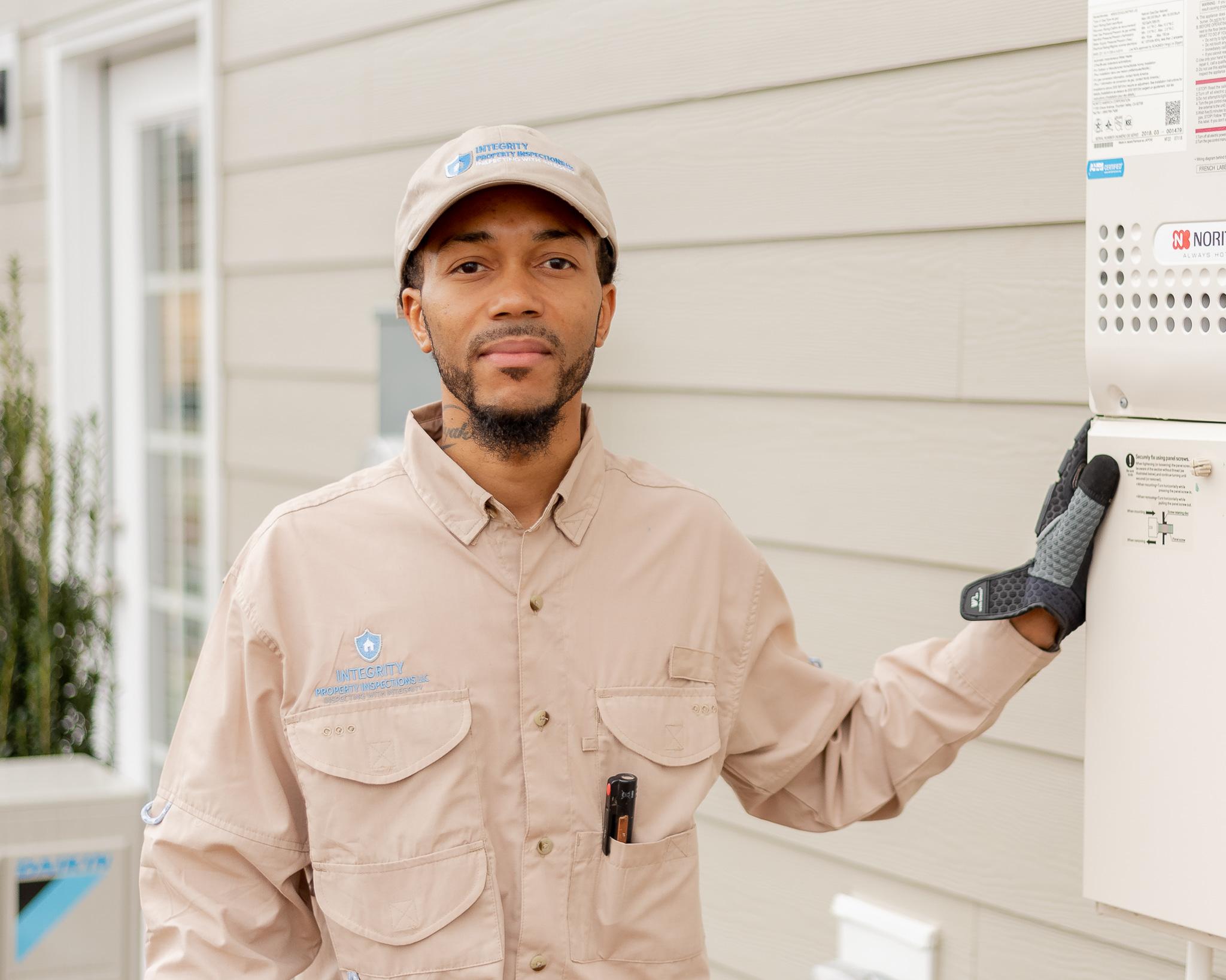 Columbia South Carolina Property Home Inspections Jamil Clark