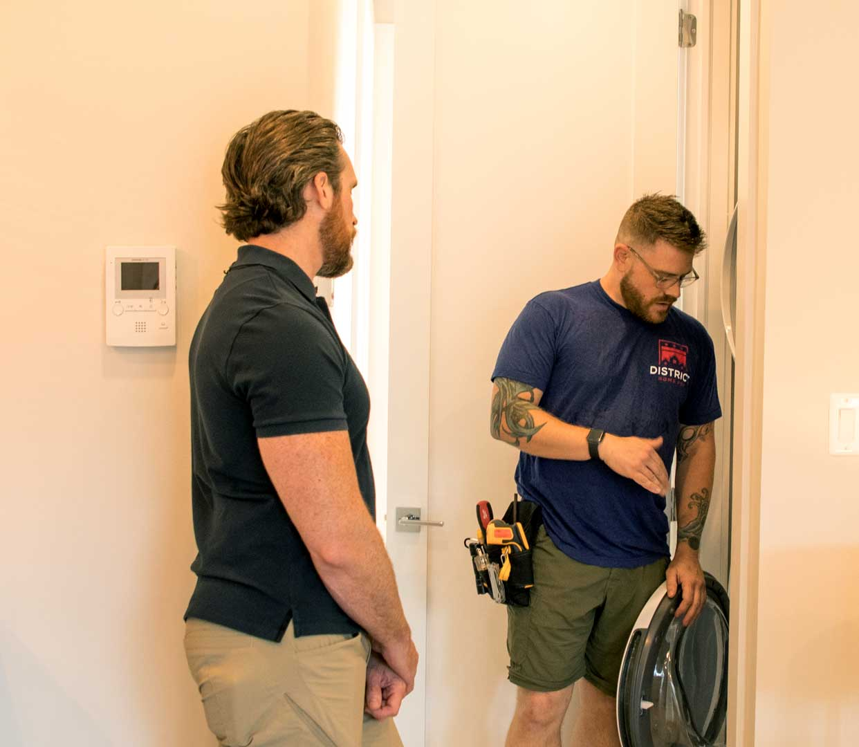 Home Inspector Will Whittaker