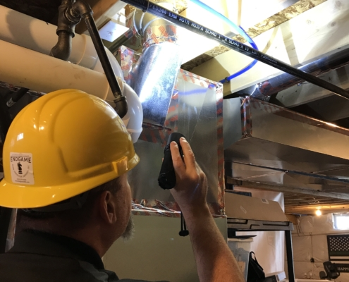 HVAC Home Inspection
